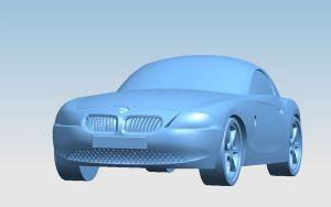 学生作品:汽车外形设计