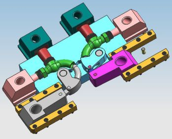 学生作品:机械零部件设计